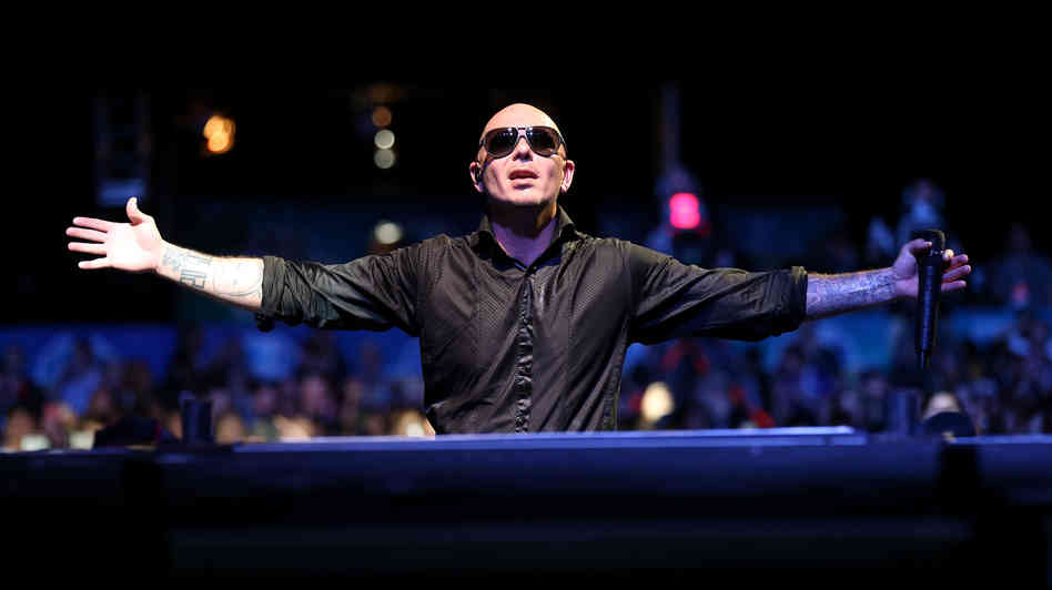 Pitbull is the real King; Elvis Presley is just one of many Princes